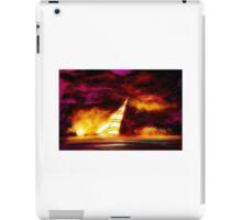Sail with Me iPad Case/Skin
