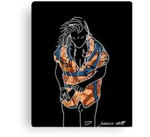 harry styles artwork Canvas Print