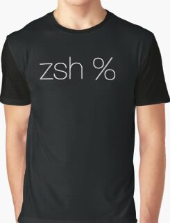 zsh logo 001 Graphic T-Shirt
