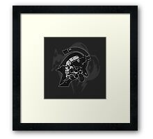 Kojima Productions Old and New Framed Print
