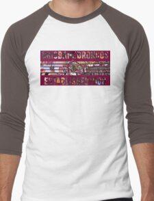 Brisbane Broncos - NRL Men's Baseball ¾ T-Shirt