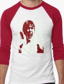 PSYCHO Men's Baseball ¾ T-Shirt