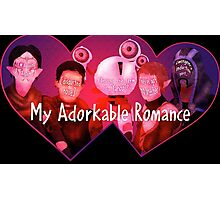 My Adorkable Romance Photographic Print