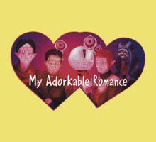 My Adorkable Romance One Piece - Short Sleeve