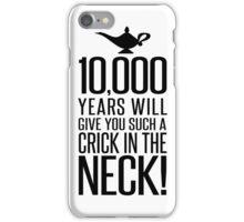 Genie Quote iPhone Case/Skin
