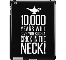Genie Quote iPad Case/Skin