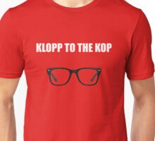 KLOPP to the KOP Unisex T-Shirt