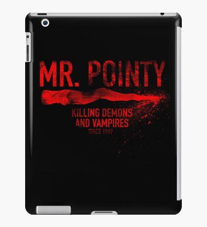 Mr. Pointy iPad Case/Skin