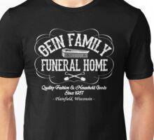 Ed Gein - Gein Family Funeral Home Unisex T-Shirt