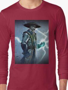 Raiden, Mortal Kombat Long Sleeve T-Shirt