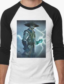 Raiden, Mortal Kombat Men's Baseball ¾ T-Shirt