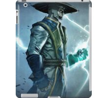 Raiden, Mortal Kombat iPad Case/Skin