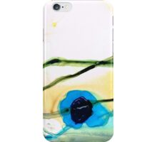 Modern Abstract Art - A Perfect Moment - Sharon Cummings iPhone Case/Skin