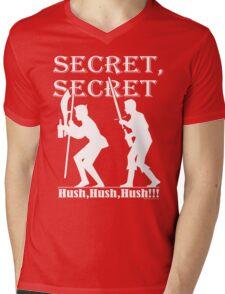 Galavant - secret mission Mens V-Neck T-Shirt