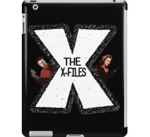 The X-Files Mulder and Scully iPad Case/Skin