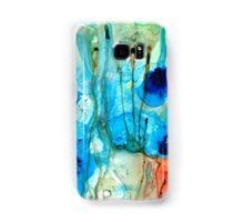 Unique Art - A Touch Of Red - Sharon Cummings Samsung Galaxy Case/Skin