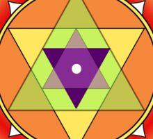 Sri Ganesha Yantra Sticker