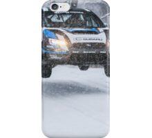 Subaru Rally Team USA iPhone Case/Skin
