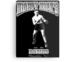 MIGHTY MICK'S BOXING, EST 1976 ( ROCKY BALBOA ) Metal Print