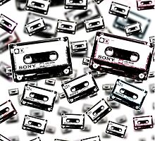 Cassette Drop by SQ Tees