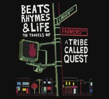 A Tribe Called Quest Poster by starin