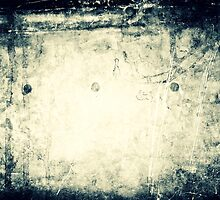 Rust metal texture or background by juras