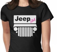 JeepGirl Womens Fitted T-Shirt
