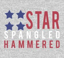 Star Spangled Hammered - USA! 'Merica! by geekingoutfitte