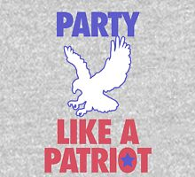Party Like A Patriot - USA! Unisex T-Shirt