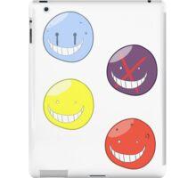 kuro sensei iPad Case/Skin