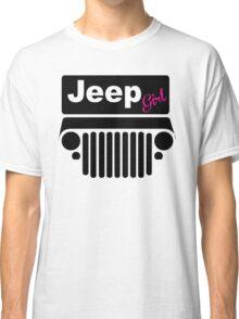 Black Jeep Girl Classic T-Shirt