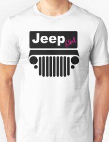 Black Jeep Girl T-Shirt