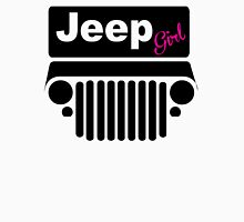 Black Jeep Girl Womens Fitted T-Shirt