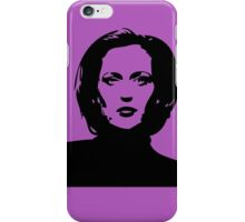X FILES- Scully iPhone Case/Skin