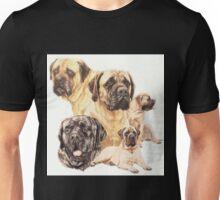 English Mastiff Unisex T-Shirt