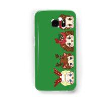 Cute little buddies Samsung Galaxy Case/Skin