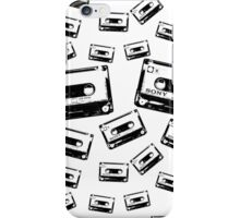 Cassette Dropping iPhone Case/Skin