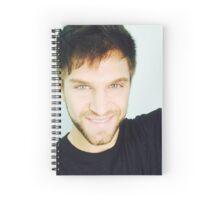 Keegan Allen Spiral Notebook