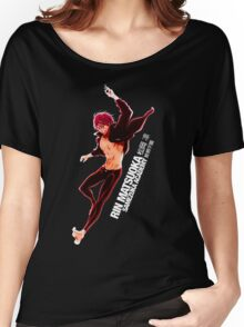Rin Matsuoka from Free! Women's Relaxed Fit T-Shirt