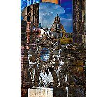 Roman Impression Photographic Print