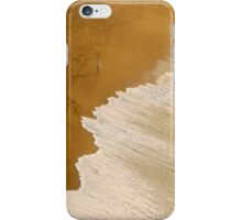 Surfing Starts on the Sandy Shore iPhone Case/Skin