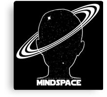 Mindspace Sci-fi Space T-shirt Canvas Print
