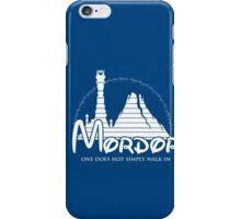 Disney Mordor iPhone Case/Skin
