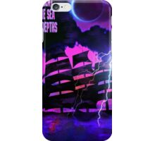 Sea's Mystery Haiku (In thanks and appreciation to J.R. Garland iPhone Case/Skin
