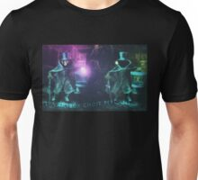 The Hatbox Ghost Returns Unisex T-Shirt