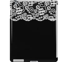 Lace Tandem Love iPad Case/Skin