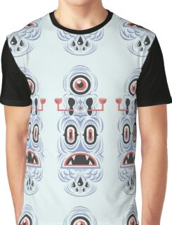 Cover Your Senses Graphic T-Shirt