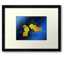 Agrabah Nights Framed Print