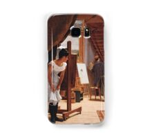 The Unwelcome Visitor Samsung Galaxy Case/Skin