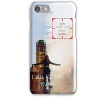 I Failed To Save Sameen / Maybe Someday ROOT Person of Interest case iPhone Case/Skin